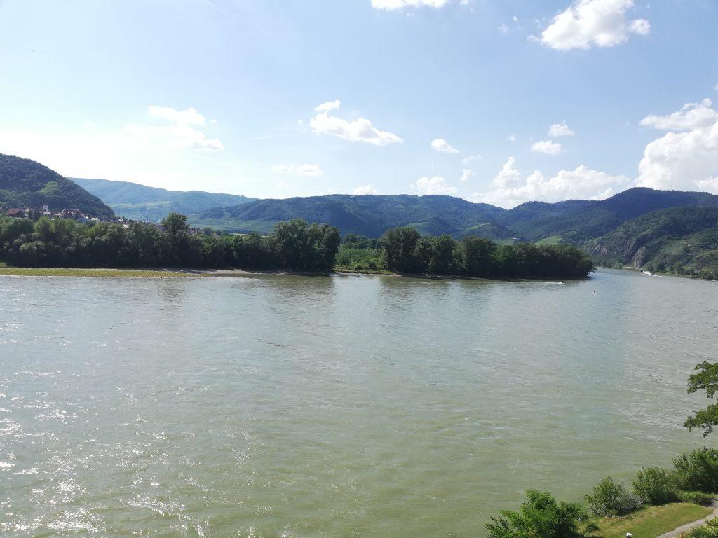 Donau in Spitz