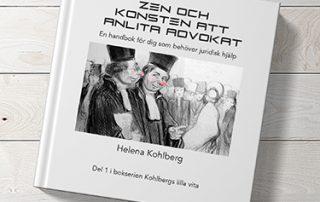 Boken Zen och konsten att anlita advokat - hårdband