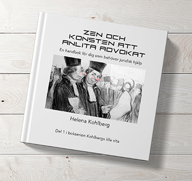 Boken Zen och konsten att anlita advokat