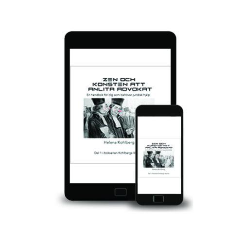 E-boken Zen och konsten att anlita advokat