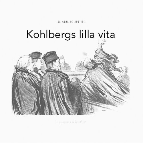 Kohlbergs lilla vita