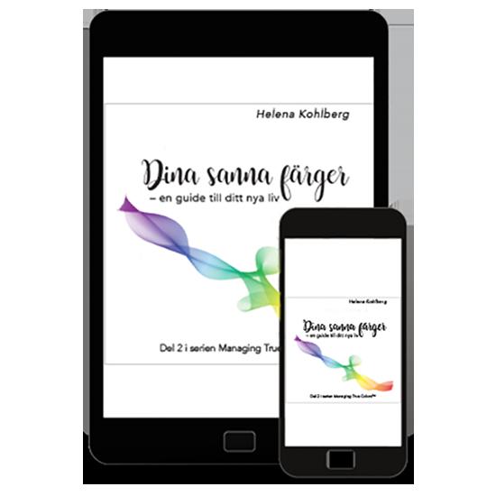 E-boken Dina sanna färger Lättversionen