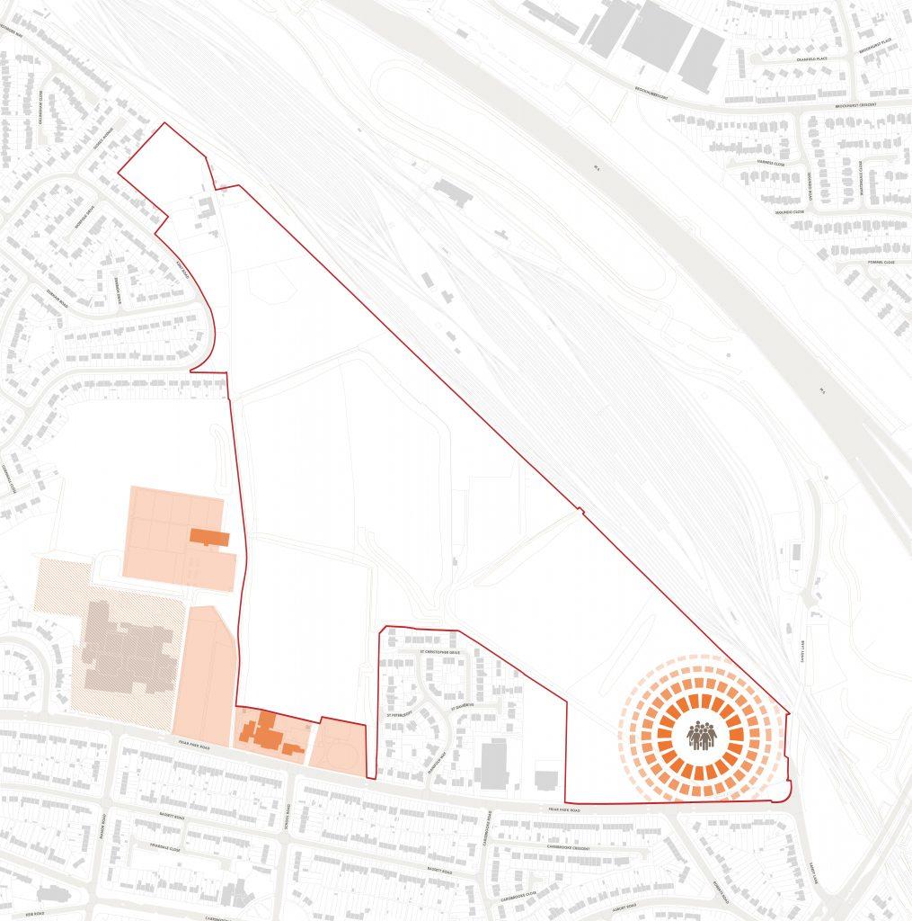 Approach 3 - South Eastern Community Gateway