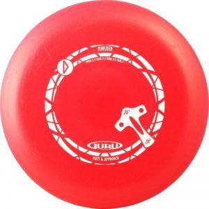 d plastic mjølner 2 run 800x800 1 Frisbeesor.no
