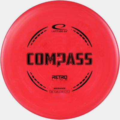 Compass retro Frisbeesor.no