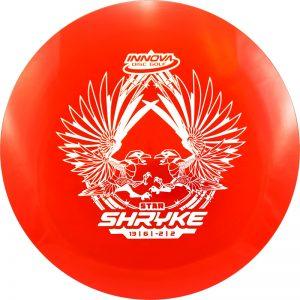 Star Shryke Red 800x800 1 Frisbeesor.no