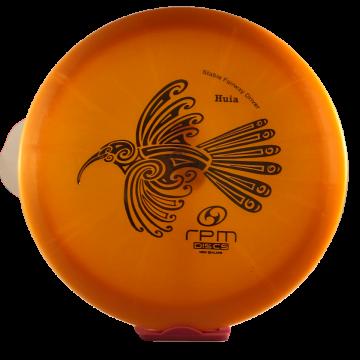 Huia-atomic-oransje