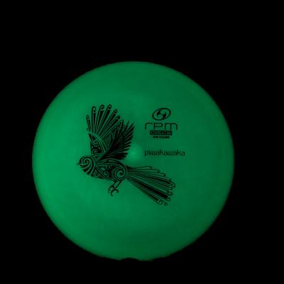 Glow Piwakawaka Frisbeesor.no