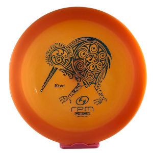 Orange KIWI Frisbeesor.no