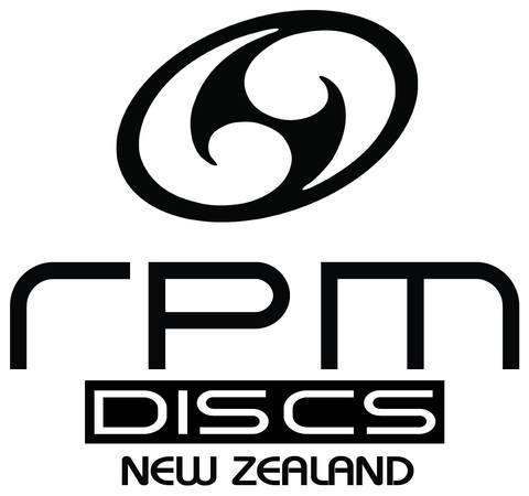 rpm discs logo large Frisbeesor.no