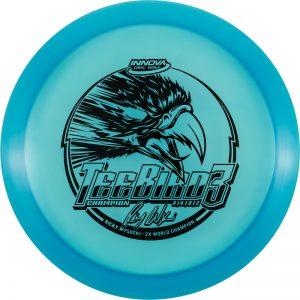Champion Teebird3 Ricky Wysocki Blue 800x800 1 Frisbeesor.no