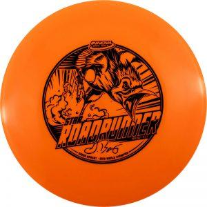Star Roadrunner Gregg Barsby Orange 800x800 1 Frisbeesor.no