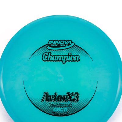 AviarX3 featured Frisbeesor.no