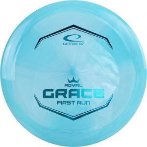500 20210514 Grand Grace First Run Blue Frisbeesor.no