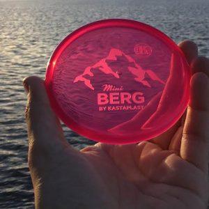 MiniBerg3 Frisbeesor.no