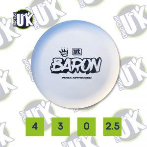 Baron White scaled 1 Frisbeesor.no