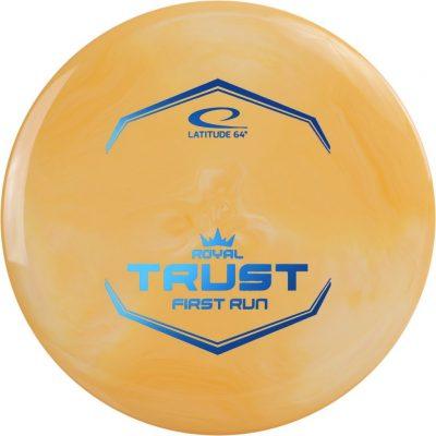grand trust first run orange Frisbeesor.no