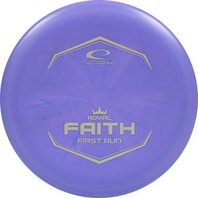 latitude 64 royal sense faith first run purple 600x Frisbeesor.no