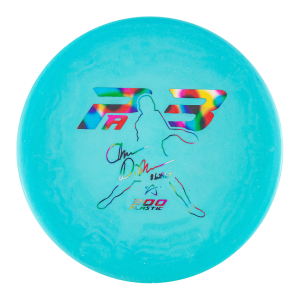 prodigy disc signature 300 pa 3 dickerson light teal 2000x Frisbeesor.no