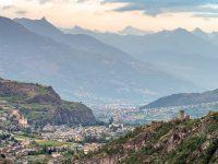 Aostadalen, Italien