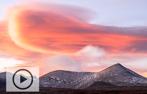 Rondane & Dovrefjell i höstskrud