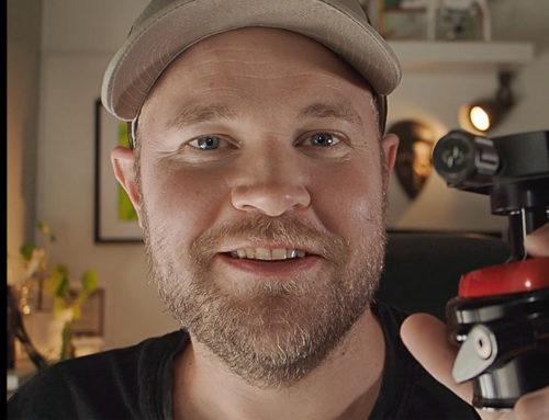 Vad använder jag för kamerastativ & kulleder?
