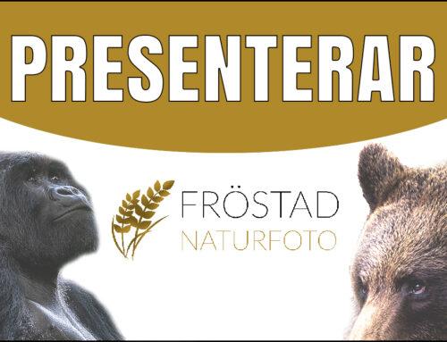Ny presentationsvideo för Fröstad Naturfoto.