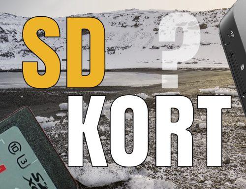 SD kort vilket ska du välja? + backup för SD.