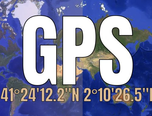 Därför borde varje PRO kamera ha inbyggd GPS!