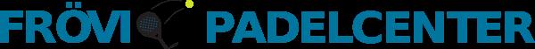 Logo, Frövi Padelcenter