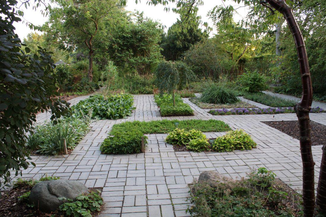 Å lage en plan for hagen er gull