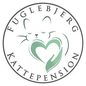 Fuglebjerg Kattepension logo