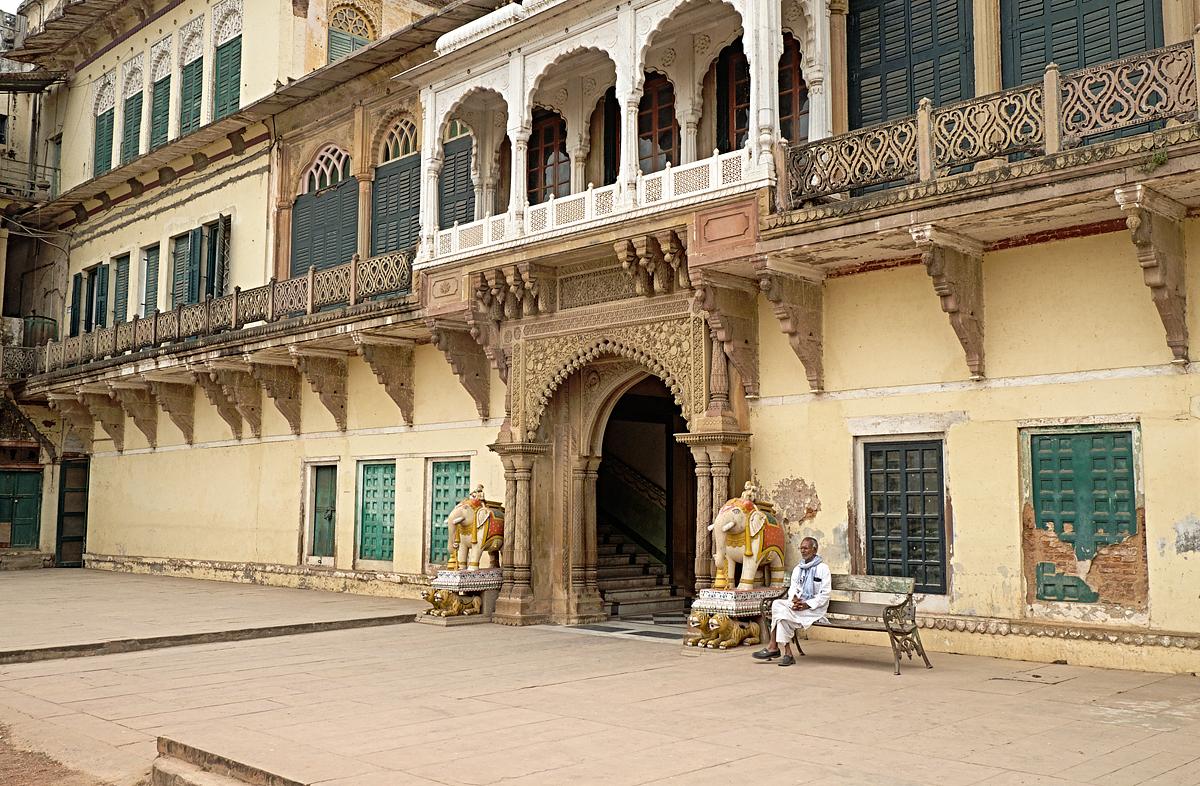 Palace at Varnasi