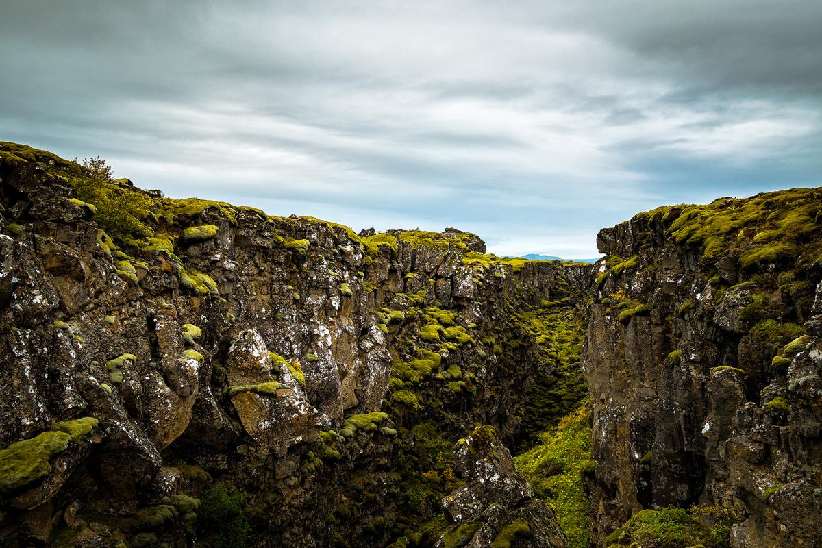 Þingvellir - 2 continents collide, 17mm F8 1/40s iso200
