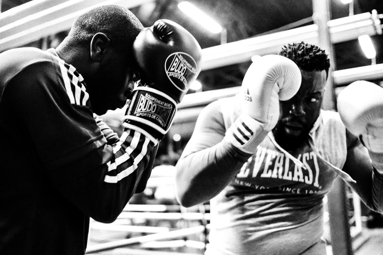 Boxing Beats, Aubervilliers, France