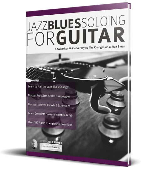 Jazz Blues Soloing for Guitar