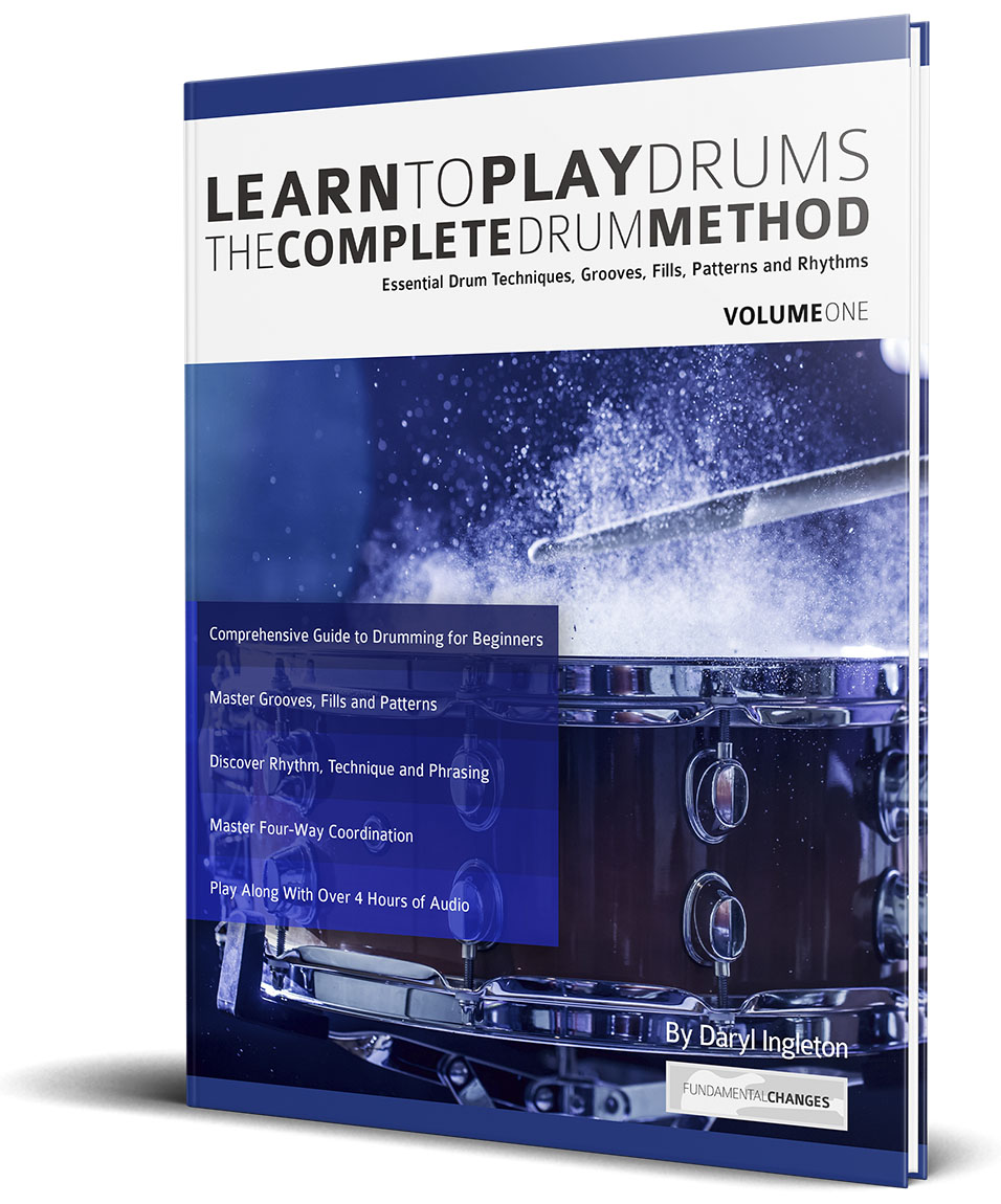Learn to Play Drums Volume 1