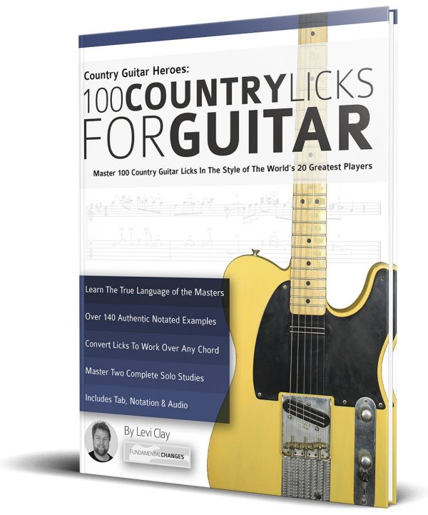 100 Country Licks