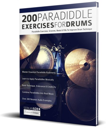 200 Paradiddles