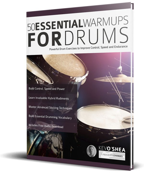 50 Essential Warm Ups for Drums