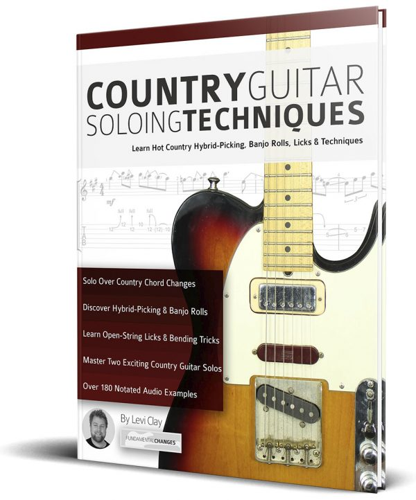 Country Guitar Soloing