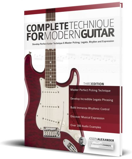Technique for Modern Guitar