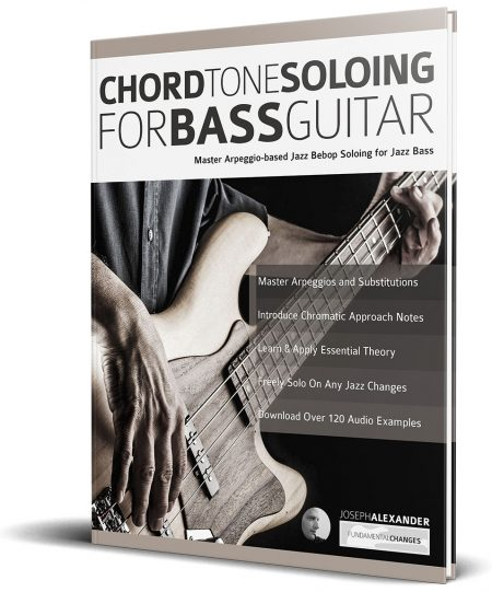 Chord Tone Soloing for Bass
