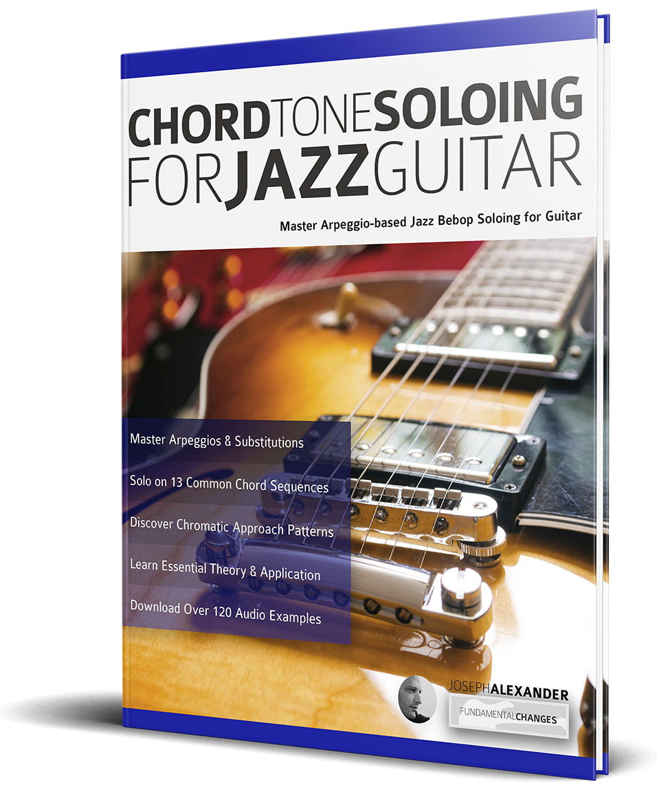 Chord Tone Soloing Jazz