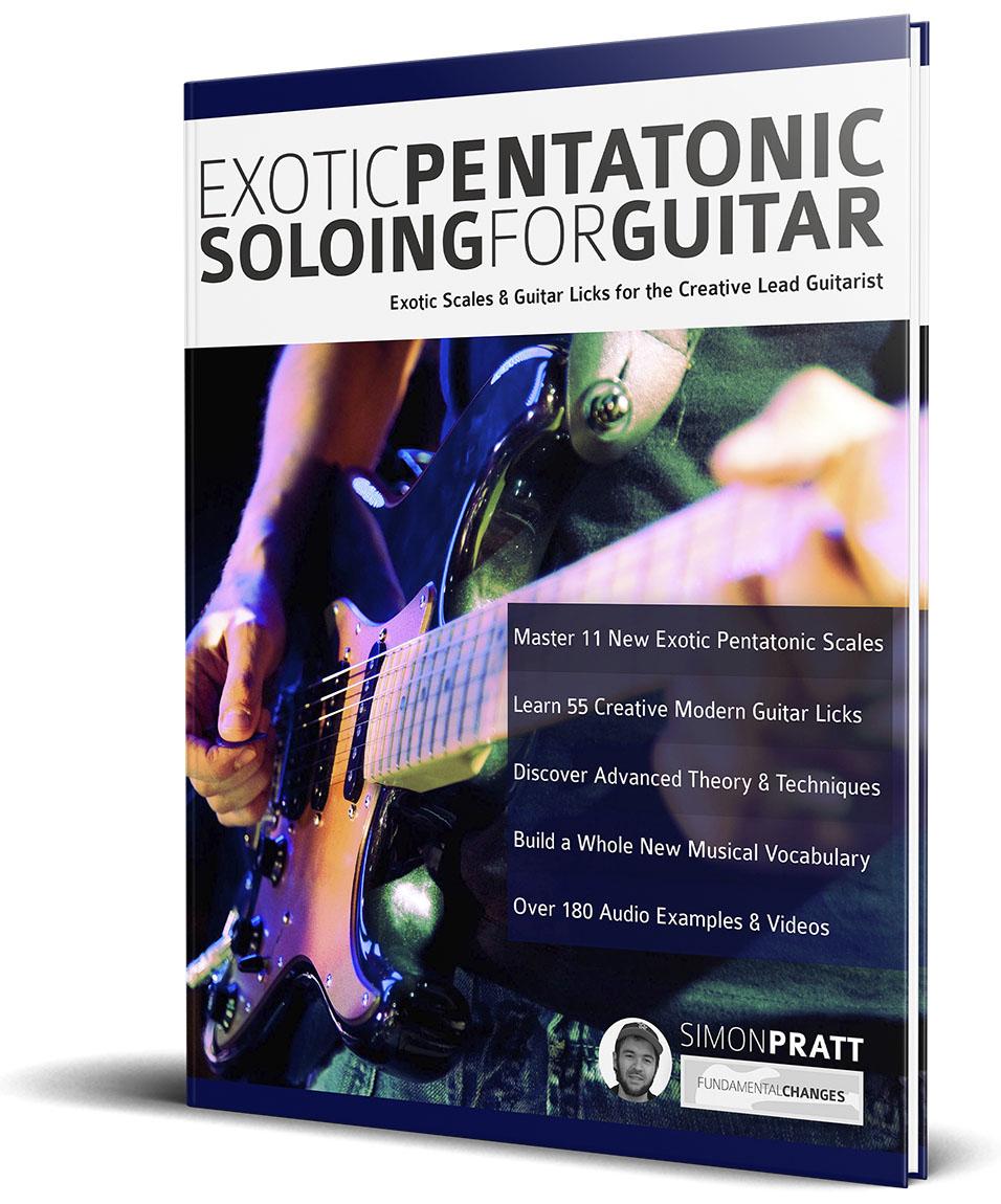Exotic Pentatonic Soloing