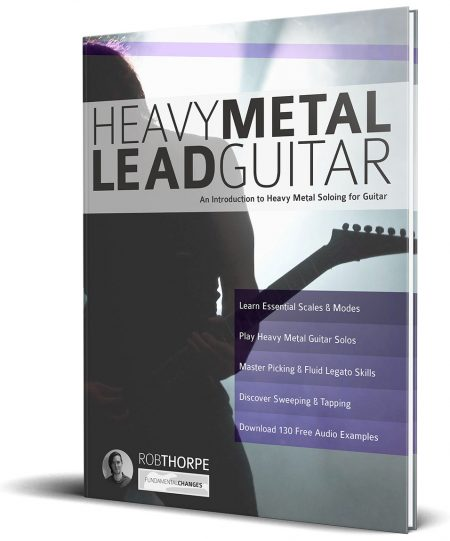 Heavy Metal Lead Guitar