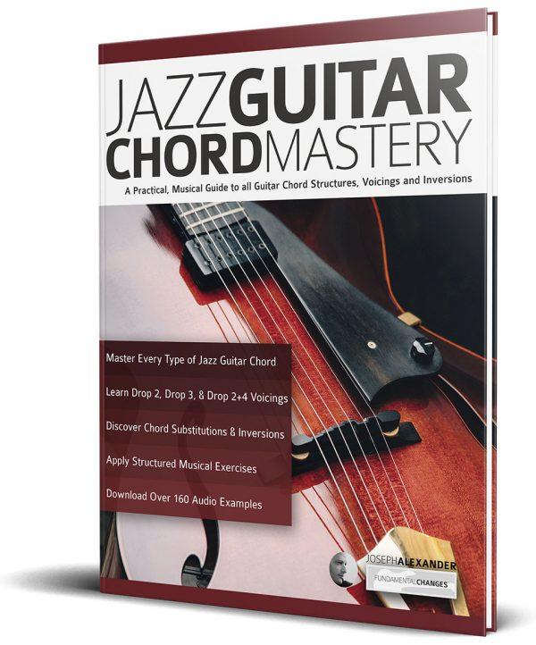 Jazz Guitar Chord Mastery