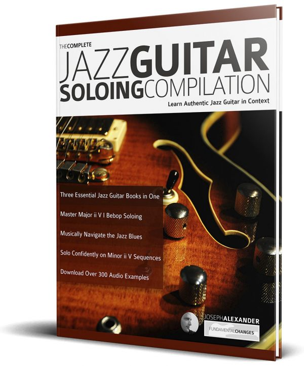 Jazz Guitar Soloing Compilation