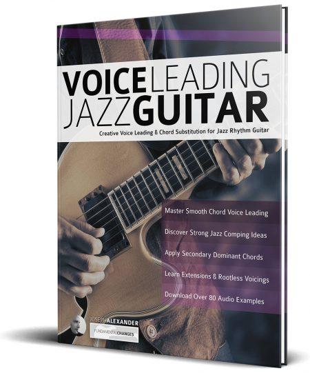 Voice Leading Jazz Guitar