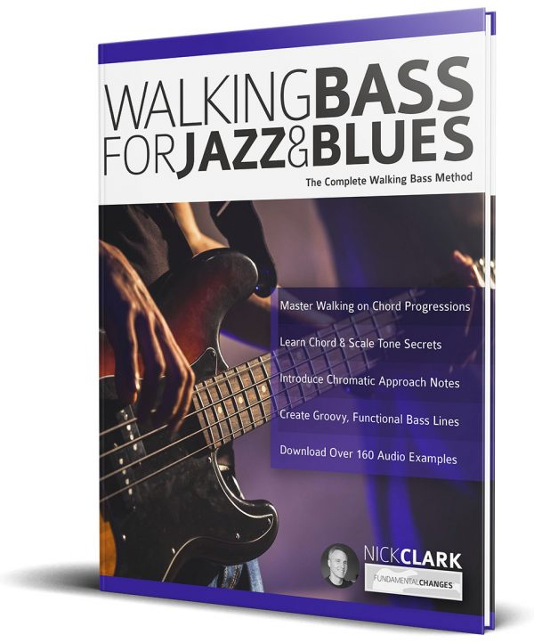 Walking Bass for Jazz and Blues